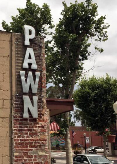pawn custom sign